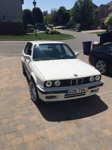 1989 BMW 325IX Original