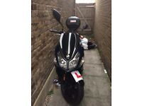 125 cc moped for sal 6 weeks old Make Sym Model Jet 14 125 E4