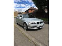 BMW 318 2.0 2003MY Ci convertible
