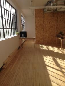 Lease transfer Office space / Transfert de bail studio-bureau