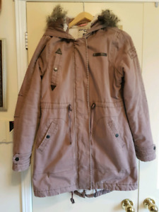 Womens Winter Jacket- Triple Five Soul L