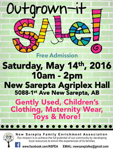 Want to clean out your closets and support a great cause?