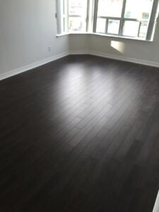 Laminate Flooring Installation $0.80!!! Special !!!! Free Quote
