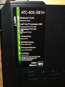 Selling My old Acer gaming pc