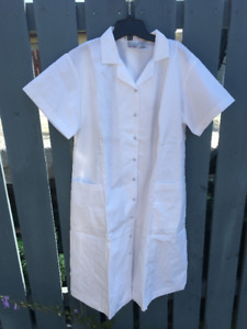 NEW SIZE 42 WHITE TODD SMOCKS FOR SALE