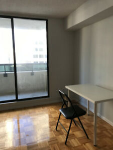 Yonge and Eglinton : Private large room from 25 Aug or sept