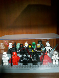Star wars lego collection