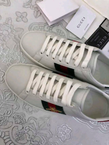 GUCCI ACES SNEAKER SHOES FOR SALE