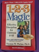 1-2-3 Magic Discipline book