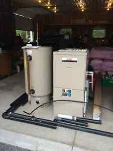 whole house furnace/water heater