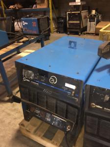Used Miller Deltaweld 652 650 Amp MIG Welder w/ Dual Feeder
