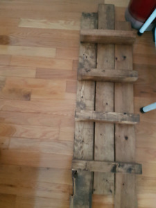 For Sale Rustic Shelf and Home Decor