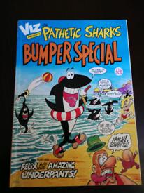 Viz Pathetic Sharks Special