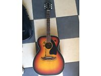 Audition Woden guitar