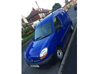 Renault kangoo 1.5D sl70, very clean bargain!