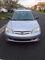 2005 Honda Civic mint condition Sedan safety and etested