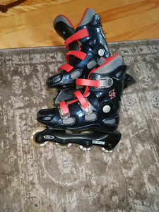 Boys Roller Hockey Skates