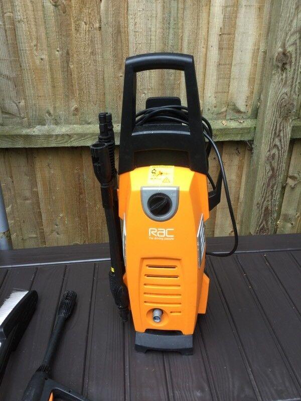 RAC Heavy Duty 1400W Pressure Washer