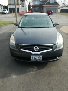 2007 Nissan Altima 137k E-tested Certified Perfect condition