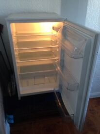 Integrated fridge and a integrated freezer