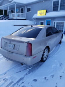 Cadillac STS-4  AWD