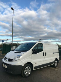2014 14 Renault Trafic 2.0dCi ( EU5 ) SL27dCi 120 Extra - NO VAT TO PAY