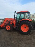 KUBOTA 8560 4x4-4x2- TRACTOR FOR SALE