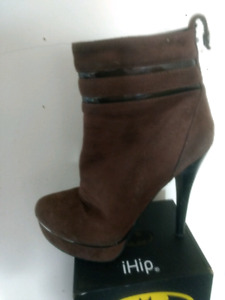 Womens size 8 heels ankle boots