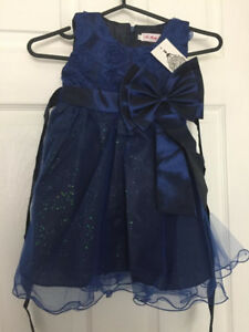 """""""Brand new baby girl party wear dress"""""""