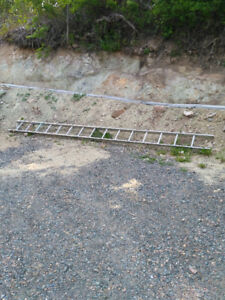 Single Ladder 16'  $60 Call or text 721-6577