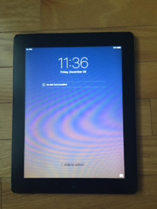 Apple iPad 2 (2nd generation) 64gb, wifi+3G, black