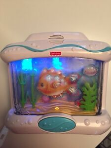 Aquarium Soothing Seas de Fisher Price