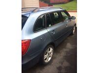 Skoda Fabia 1.9tdi estate
