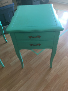 2 Shabby Chic Coffee Tables