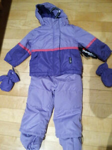 NEW Alpinetek winter jacket + snow pants (26 lbs) Cambridge Kitchener Area image 1