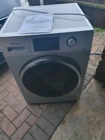 Hisense washing machine 8kg load