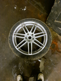 "Audi q7 /toureg 5x130 22"" wheels"