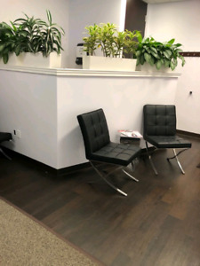 Furnished office rooms for rent in Mississauga