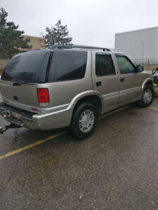 Jimmy SUV Snow Truck with snow plower  - 2250 OBO