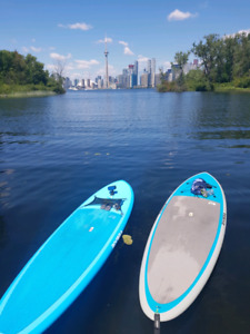 """Riviera 10'6"""" and 11'6"""" SUP Stand Up Paddleboards"""