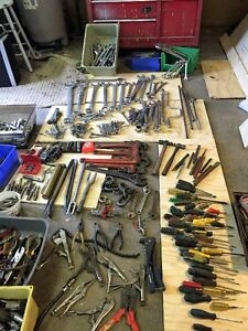 Heavy Duty Mechanic Tools and Tool box for sale