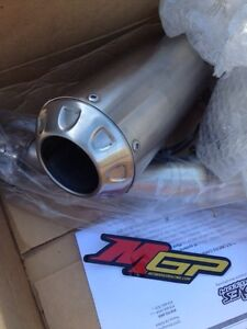 Hotbodies Racing Canada exhaust systems at ATV TIRE RACK Kingston Kingston Area image 5