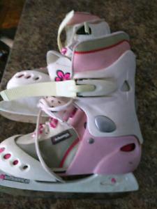 Like New Girls Skates