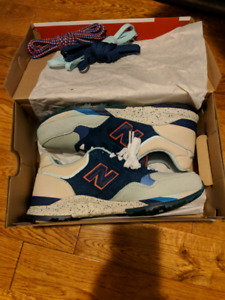 Ronnie Fieg New Balance 850 Brooklyn Bridge
