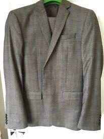 Charles Redd Suit Brand New Suit 100% Wool