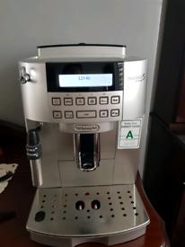 Delonghi coffee machine Magnifica S Plus.