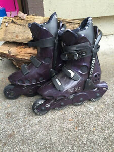 Patins a roues alignees - OXYGEN KR 3.1 - Rollerblades