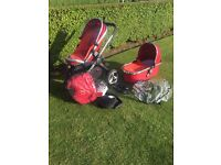 iCandy Peach Pram and Stroller