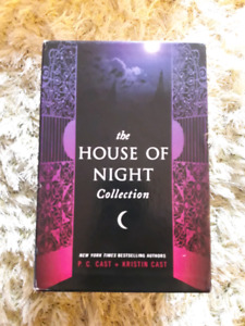 The House Of Night Collection