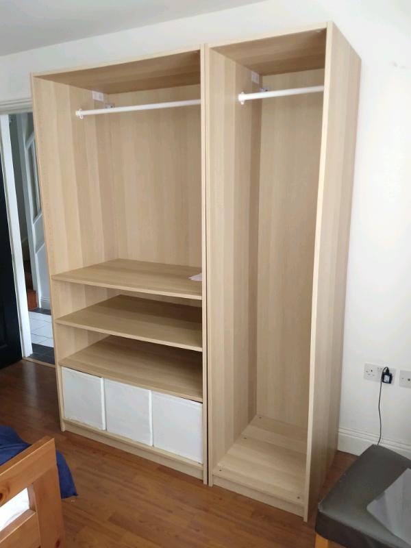 IKEA PAX Wardrobe - Very good condition | in Cambridge, Cambridgeshire |  Gumtree
